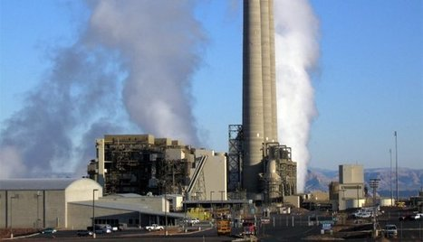 Los Angele cuts coal use by 25% by selling share in Navajo Generating Station | Sustainability Science | Scoop.it