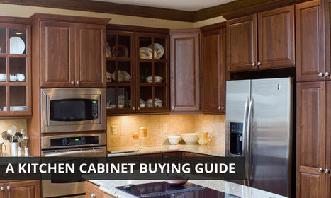 Kitchen Cabinet Buying Guide | Custom Cabinet | Scoop.it