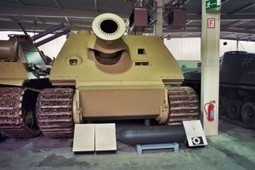 Sturmtiger – WalkAround | History Around the Net | Scoop.it