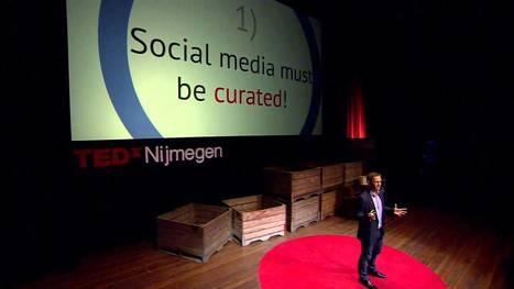 What if Dr House used Twitter? Bertalan Mesko at TEDxNijmegen 2013 | FIASO | Scoop.it