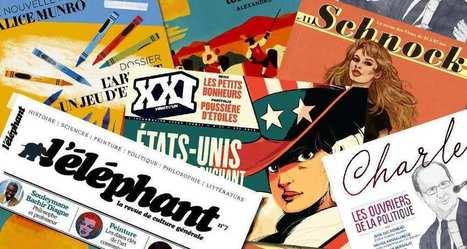 Dans les librairies, aucun autre «mook» n'égale le succès de la revue «XXI» | Emi Journalisme | Scoop.it
