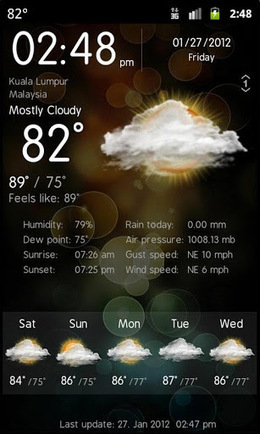 Weather Services PRO v2.3.2 pro | ApkLife-Android Apps Games Themes | Android Applications And Games | Scoop.it