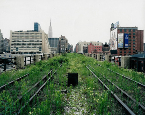 First Designs for the High Line at the Rail Yards | Vertical Farm - Food Factory | Scoop.it