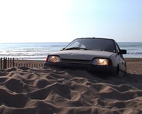 christine clinckx drift car biarritz | DESARTSONNANTS - CRÉATION SONORE ET ENVIRONNEMENT - ENVIRONMENTAL SOUND ART - PAYSAGES ET ECOLOGIE SONORE | Scoop.it