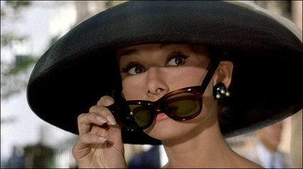 Lunettes Mode – Audrey Hepburn et les lunettes de soleil Manhattan | Lunettes Mode | Scoop.it