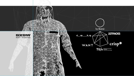 Wifi-Enabled Cloth Is A Walking Music Library | Net | Scoop.it