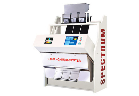 Color Sorter Machine Manufacturers | Gravity Separator Manufacturers | Scoop.it