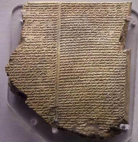 Los versos perdidos del rey Gilgamesh | La vida errante | Scoop.it