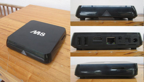 OpenELEC for M8 TV Box (Amlogic S802) with USB Tuner Support | Embedded Systems News | Scoop.it