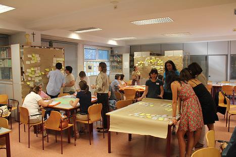 Una propuesta de organización espacial alternativa para nuestras aulas. | Con visión pedagógica: Recursos para el profesorado. | Scoop.it