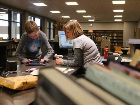 'With all this technology, what do we need librarians for?' - Bend Bulletin | Library-related | Scoop.it