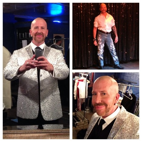 Palm Springs Entertainer Mr. Steven Michael Heading To Mr. Gay USofA Competition | Gay Palm Springs | Scoop.it