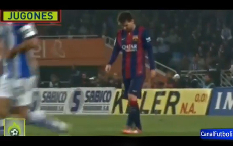 Lionel Messi Displayed Terrible Attitude Coming Off The Bench During Barcelona's Loss To Real Sociedad | The Football Vault | Scoop.it