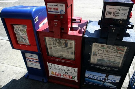 Why Didn't a Newspaper Create HuffPo? | Brand & Content Curation | Scoop.it