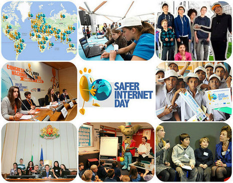 Today is 'Safer Internet Day' in Canada - Techvibes.com | Social Media Slant 4 Good | Scoop.it