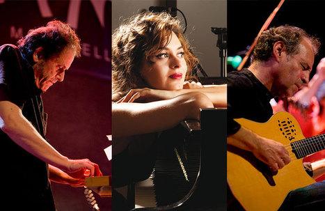 [Concert] Pascal Comelade & Gérard Pansanel invitent Emilie Simon   Les Internationales de la Guitare   Des nouvelles d'Emilie Simon   Scoop.it