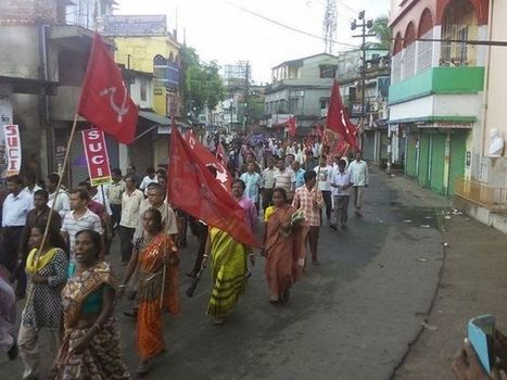 150 million people participated in General Strike today   Asian Labour Update   Scoop.it