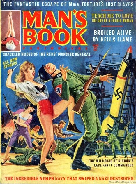 Lace Panty Commandos – Pulp Fiction   Vintage & images   Scoop.it