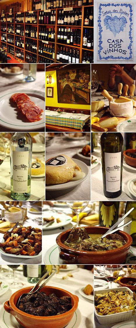 Quinta das Carrafouchas e o restaurante Solar dos Pintor | Carrafouchas | Scoop.it