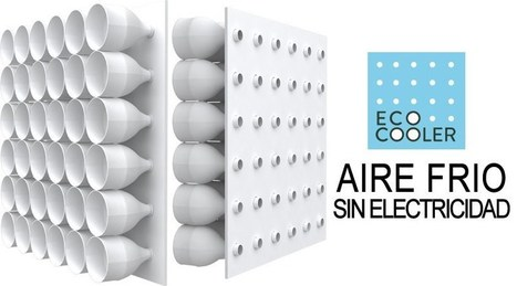 Eco Cooler, el aire acondicionado de bajo coste que no necesita electricidad | Periodismo Ecológico Ambiental | Scoop.it