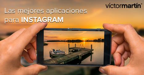 Las mejores aplicaciones para Instagram (2016) | Educacion, ecologia y TIC | Scoop.it