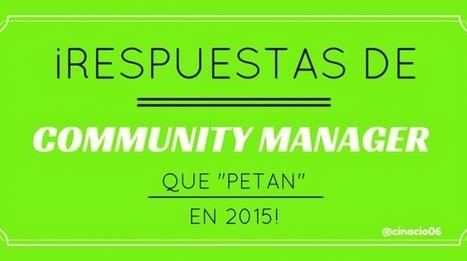 Las mejores respuestas de los Community Manager en 2015   Social Media   Scoop.it