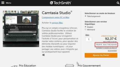Techsmith Camtasia pour le tiers de son prix et Snagit pour la moitié ! | 65BITS | Trucs et bitonios hors sujet...ou presque | Scoop.it