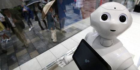 L'humanoïde de SoftBank Robotics prend du service aux Etats-Unis | qrcodes et R.A. | Scoop.it