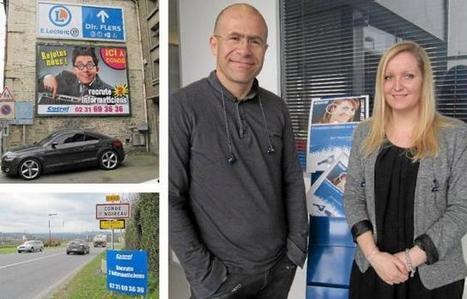 Prothèses auditives. Près de Caen, Cotral recrute et s'affiche en ville   Emploi Calvados   Scoop.it