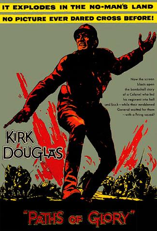 NAMASTE: LES SENTIERS DE LA GLOIRE - Stanley Kubrick (1957) - Arte Rediff. du 17/02/2014 | Actu Sociale & Politique | Scoop.it
