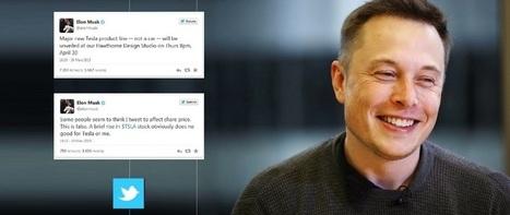 Le tweet qui valait 900 millions de $ | Digital | Scoop.it