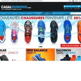 Grâce à ce code promo, bénéficiez de 15 % de réduction sur Casual Running | codes promo | Scoop.it