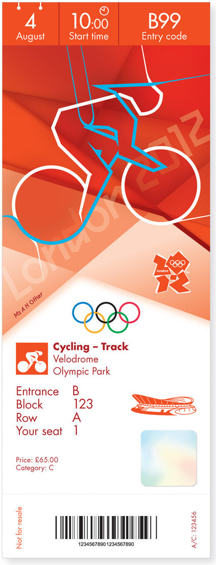 London 2012 Olympic and Paralympic Games Tickets: The End of a Branding Nightmare? | StockLogos.com | timms brand design | Scoop.it