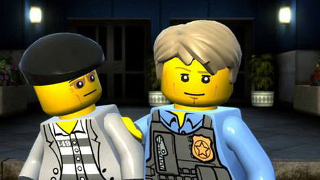 LEGO City Undercover: The Chase Begins en box | Lego Passion | Scoop.it