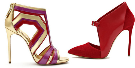 Casadei shoes: The virtuoso finale to a symphony of opposites | fashion and runway - sfilate e moda | Scoop.it