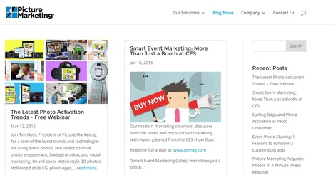 Picture Marketing | Showcase of custom topics | Scoop.it