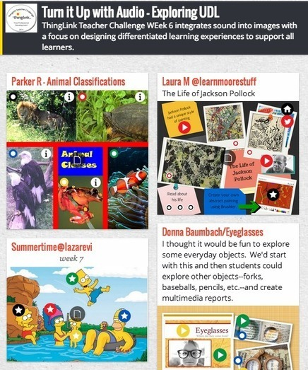 Cool Tools for 21st Century Learners: Tap Into Sound with ThingLink ... | New learning | Scoop.it
