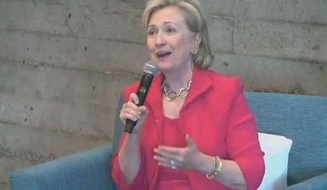 Hillary Clinton Says Social Media an Opportunity for Diplomacy - SiteProNews | Cultures in the City | Scoop.it