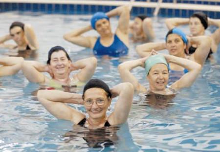 Atividade física na terceira idade traz mais saúde. | Pedalando por ai | Scoop.it