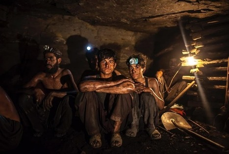 Mining the depths in Punjab | Silicosis - Oldest Occupational Disease | Scoop.it