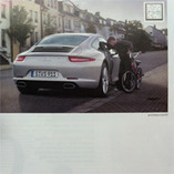 Porsche revs up mobile presence with print-QR code combo - Luxury Daily - Mobile | Using QR Codes | Scoop.it