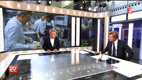 Alain Passard : L'Homme qui parle aux légumes | Food & chefs | Scoop.it