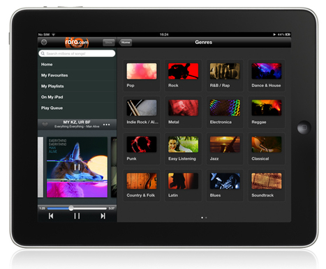 It Was 2012. And Streaming Hadn't Yet Gone Mainstream... | Music business | Scoop.it