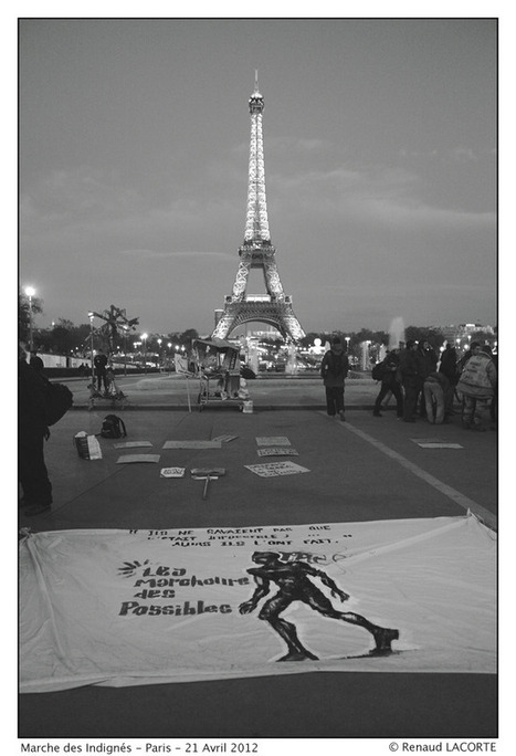 #21A Troca   #marchedesbanlieues -> #occupynnocents   Scoop.it