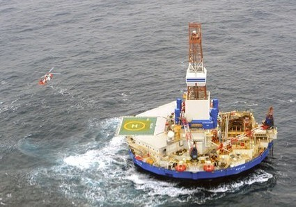 Shell Oil Rig Runs Aground Raising Grave Concerns of Drilling in the Arctic | EcoWatch | Scoop.it