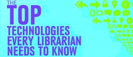 4 technology trends every librarian need to know | CILIP | Future Trends in Libraries | Scoop.it