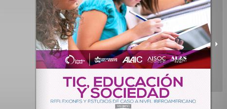 TIC, educación y sociedad (Libro digital) - Instituto de Tecnologías para Docentes   Yo Profesor   RINTE   Scoop.it