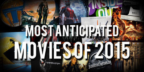 2015: The biggest year for film yet? | Screen Beanz | Digital ExPRESSion | Scoop.it