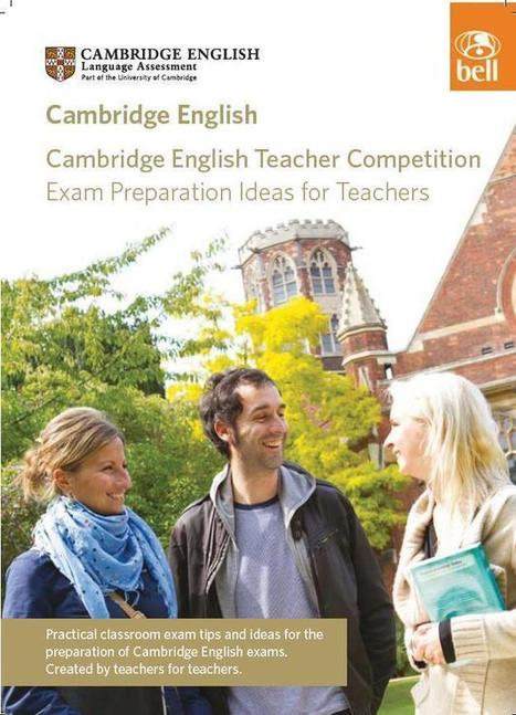 Exam Preparation Ideas for Teachers – new booklet « Cambridge ... | Exam English | Scoop.it