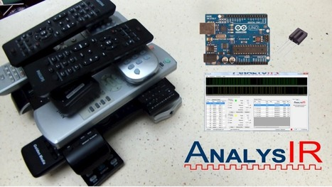 IRremoteInfo a Helper utility for troubleshooting IRremote - AnalysIR Blog | AnalysIR Infrared Anlayzer & Decoder for Arduino, USB IR Toy, Raspberry Pi and more | Scoop.it